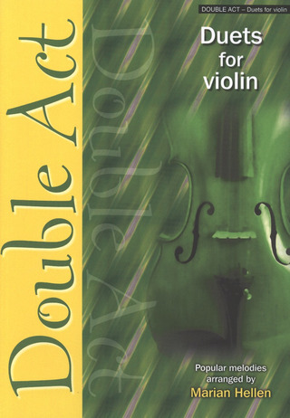 Double Act – Duets for Violin