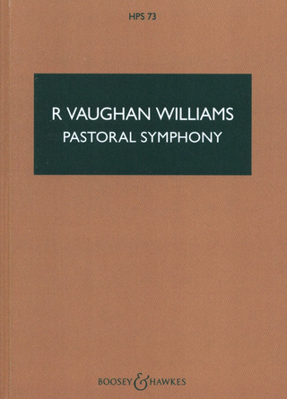 Ralph Vaughan Williams: Pastoral Symphony