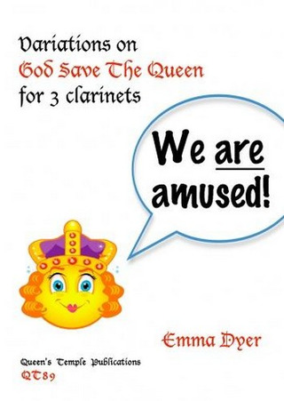 Dyer Emma: Variations On God Save The Queen