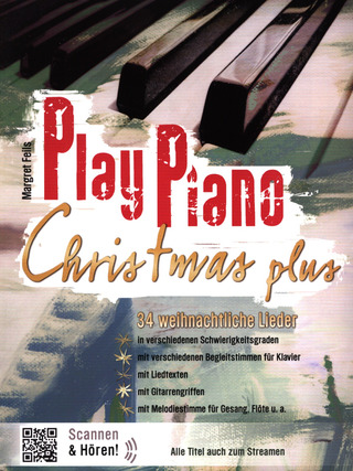 Play Piano Christmas plus