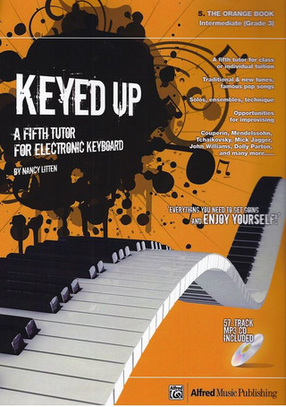 Nancy Litten: Keyed Up 5 - The Orange Book