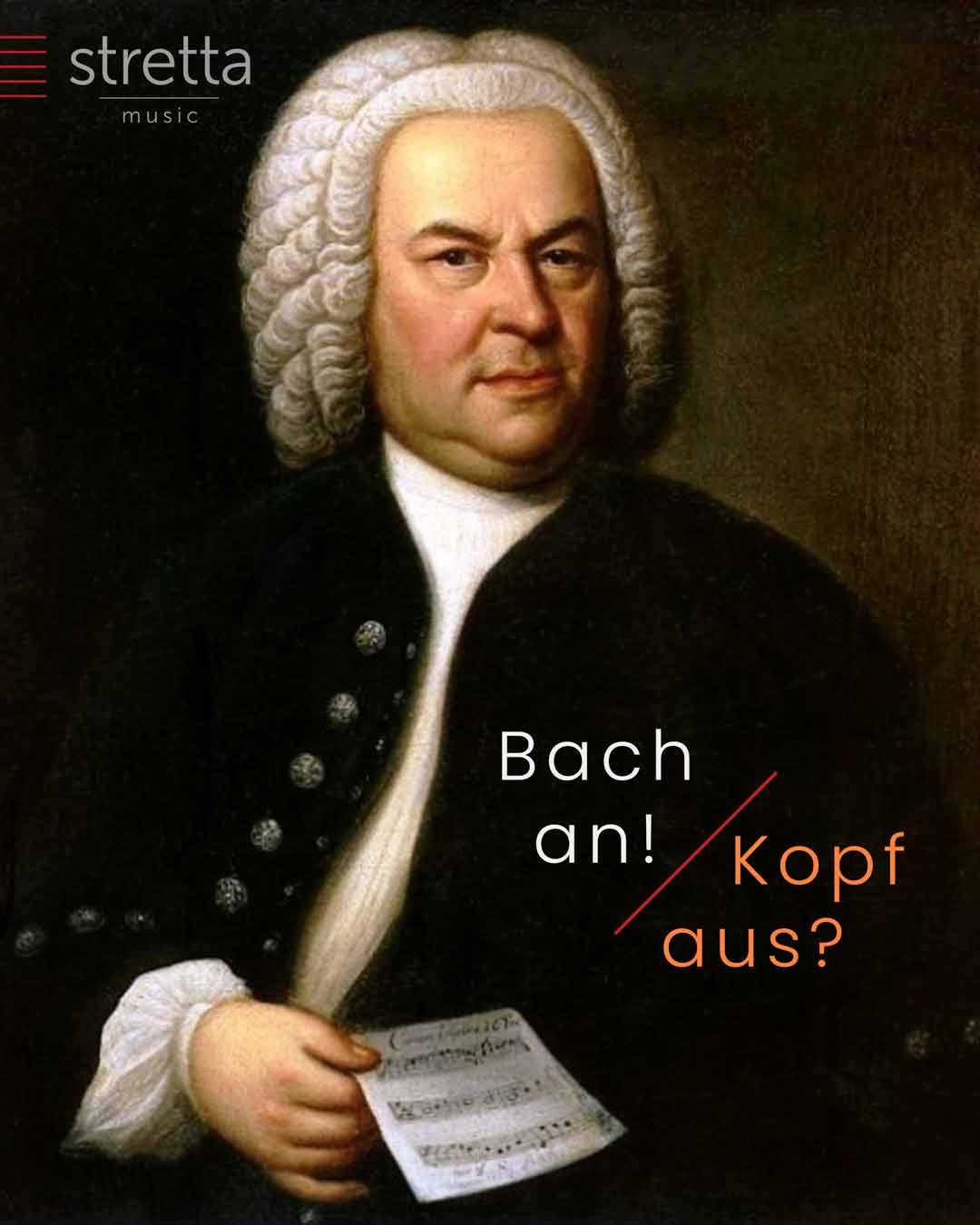 Johann Sebastian Bach – Noten