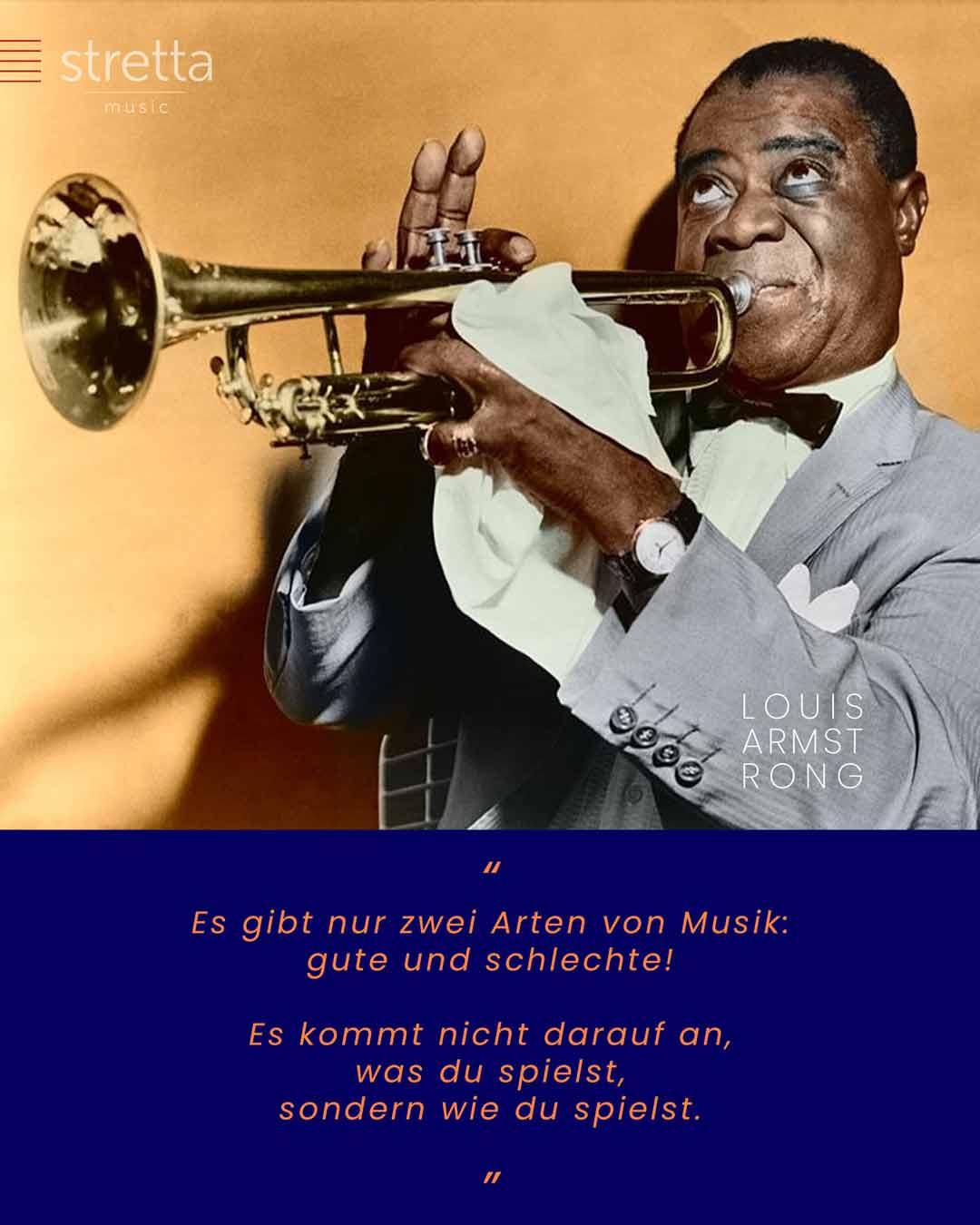 Louis Armstrong – Noten