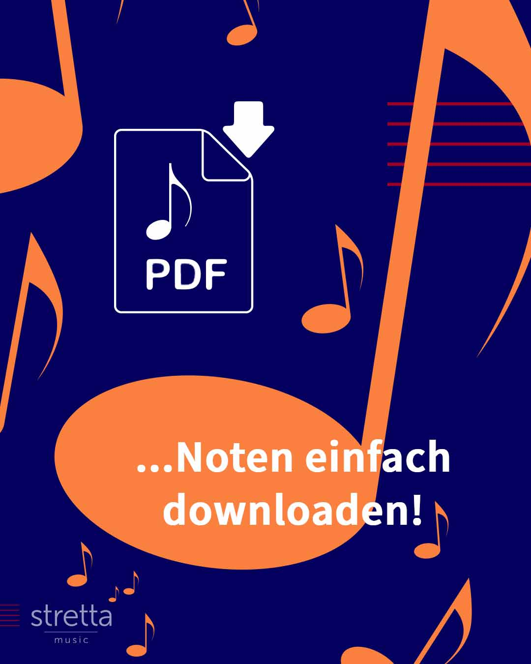 Notendownloads zum Ausdrucken – PDFs