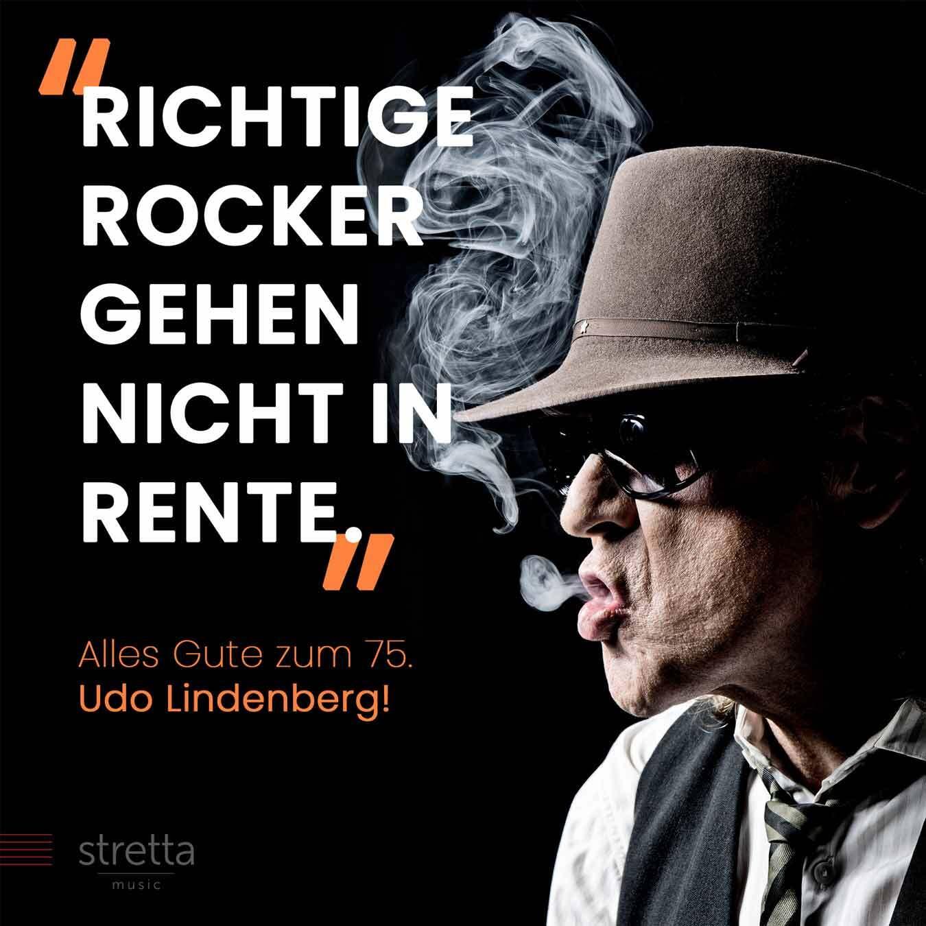 Udo Lindenberg – Noten
