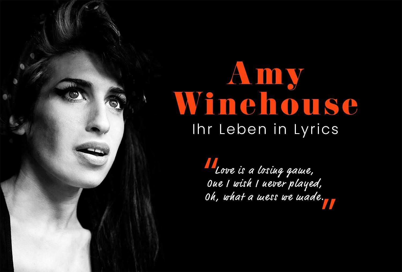 Amy Winehouse: ihr Leben in Lyrics