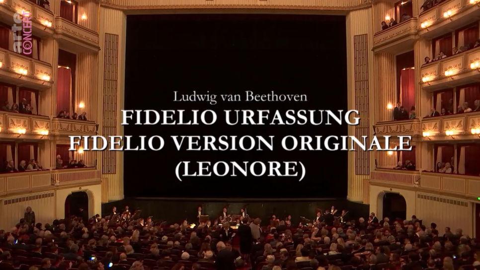 Ur-Fidelio in der Wiener Staatsoper